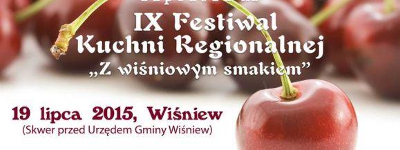 IX Festiwal Kuchni Regionalnej w Wiśniewie
