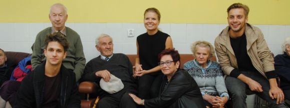 Radość w Ptaszkach. Obchody Światowego Dnia Choroby Alzheimera