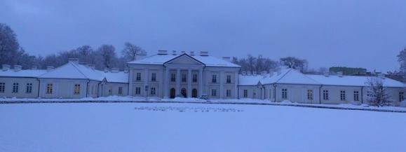 Siedlce vs zima cz.2 - w czołówce zasypanych miast