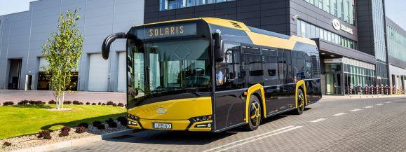 Solaris Urbino 10 dla MPK Siedlce