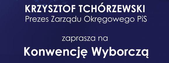 Konwencja wyborcza PiS w Siedlcach