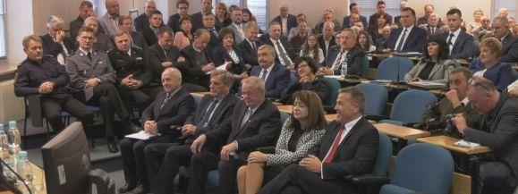 Inauguracja nowej rady miasta i zaprzysiężenia prezydenta Sitnika (filmy)