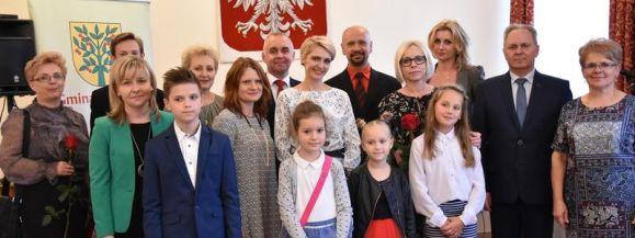 Gminny Dzień Edukacji Narodowej w Wiśniewie