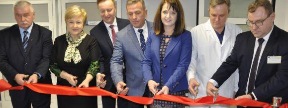 Szpital Wojewódzki oddaje do użytku odnowioną ortopedię (fotogaleria)