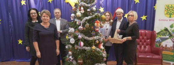 Życzenia Bożonarodzeniowe od Gminy Wiśniew