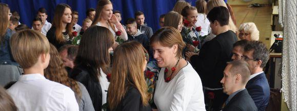Dzień Edukacji Narodowej w gimnazjum w Skórcu (fotorelacja)