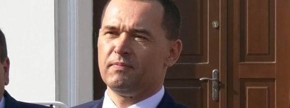 Karol Tchórzewski nowym starostą siedleckim