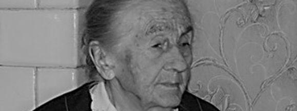 Zmarła najstarsza mieszkanka gminy