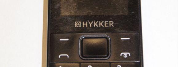 Znaleziono telefon HYKKER