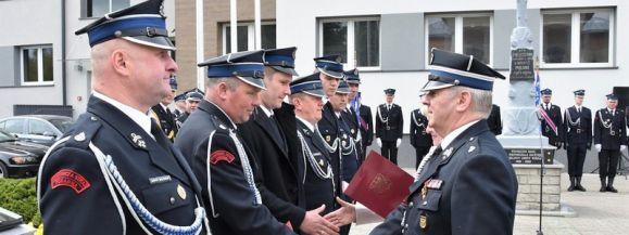 Gminny Dzień Strażaka w Wiśniewie