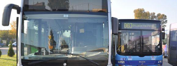 Za darmo autobusem podmiejskim