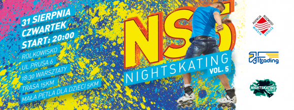 V Nightskating Siedlce