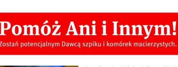 Mieszkańcy gmin Skórzec i Kotuń pomogą Ani