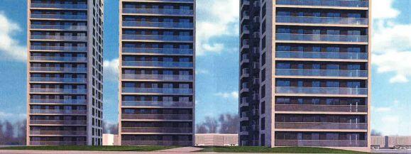 Wysokie na 17 pięter trzy wieżowce tuż przy PKP? Do urzędu miasta wpłynął wniosek