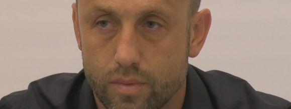 Prezentacja nowego trenera Pogoni Siedlce (film)