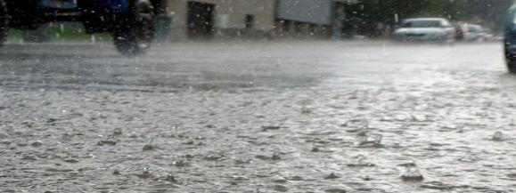 Skutki  burzy w Siedlcach i okolicach