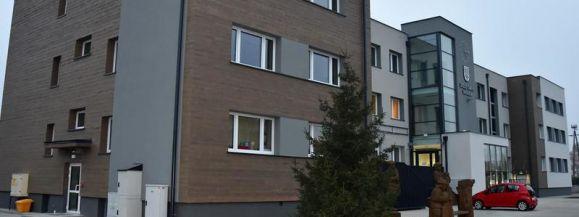 Nowy budynek UG w Wisniewie już otwarty