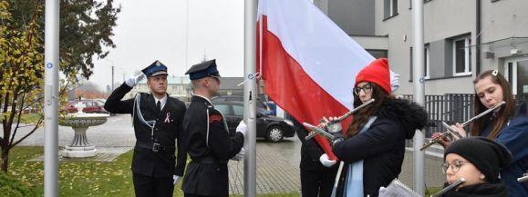 101 lat Niepodległej w Wiśniewie