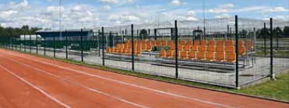 """""""Stadion"""" w Wiśniewie pobudowany"""