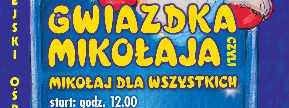 Dziś w Podlasiu Gwiazdka Mikołaja