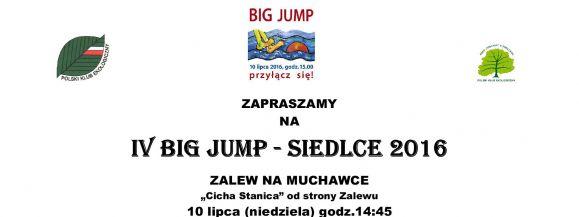 IV BIG JUMP w Siedlcach