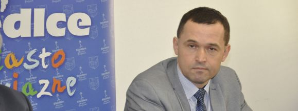 Karol Tchórzewski kandydatem PIS na prezydenta Siedlec
