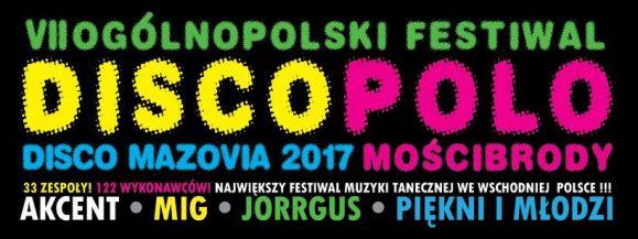 Gwiazdy disco polo w Mościbrodach