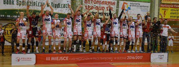 KPS na podium I Ligi!