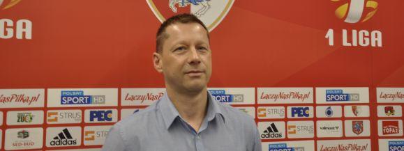 """Nowy """"stary"""" trener w Pogoni"""