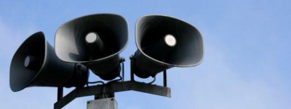 Ćwiczenia sił zbrojnych - syreny alarmowe na Mazowszu