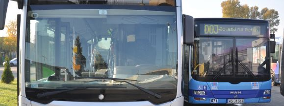 Zmiany w kursowaniu autobusów MPK