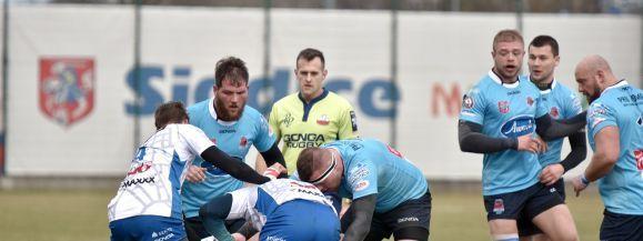 Rugbiści Pogoni przegrali w Sopocie