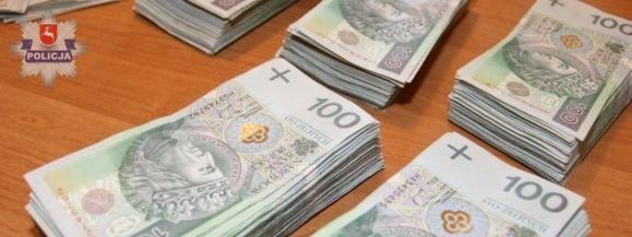 Wyłudzili VAT na milion złotych