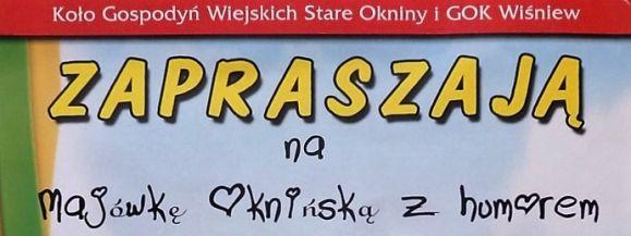 V Majówka Oknińska z Humorem