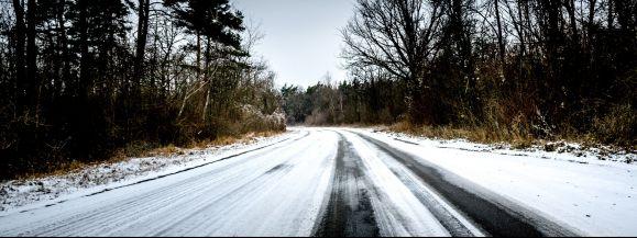 Podsumowanie noworocznego weekendu na drogach powiatu siedleckiego