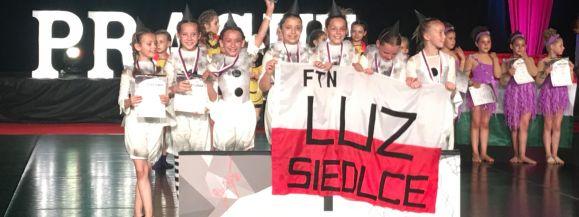 Trzy złote Puchary Świata i jeden srebrny dla LUZu!