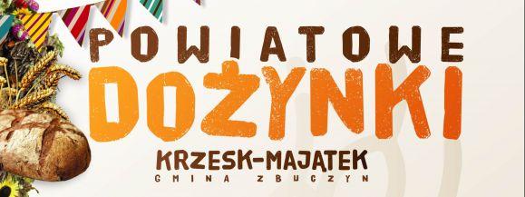 Dożynki Powiatu Siedleckiego - Krzesk - Majątek 2019