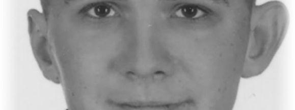 Poszukiwany Łukasz Strus