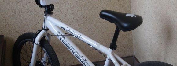Znaleziono rower  BMX TEAMRAIDER