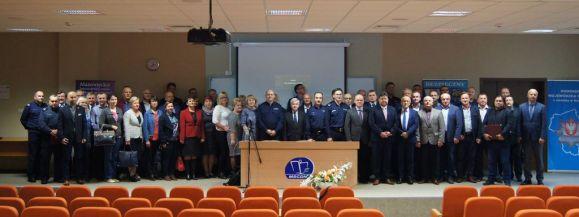 Regionalna Konferencja Bezpieczeństwa Ruchu Drogowego w Siedlcach