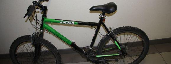 Poszukiwany właściciel roweru