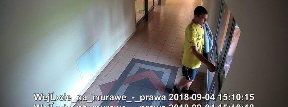 Rozpoznaj sprawcę kradzieży zegarka i telefonu