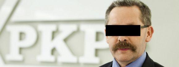 Były prezes ARMS nie jest już prezesem PKP SA