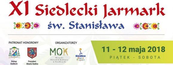 XI Siedlecki Jarmark św. Stanisława