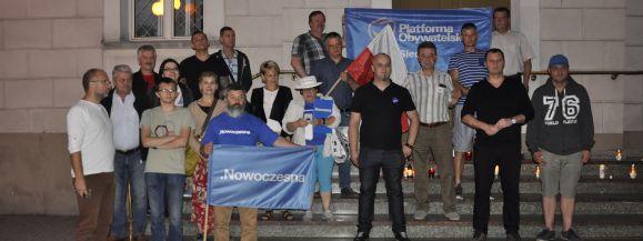 Protesty wracają pod sądy – również w Siedlcach