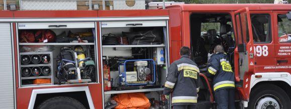 Strażacy ze Skórca i Korczewa z nowym sprzętem