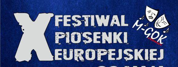Festiwal Piosenki Europejskiej w Mordach