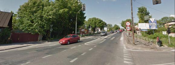Na wiadukcie warszawskim powstaje pas dla rowerów
