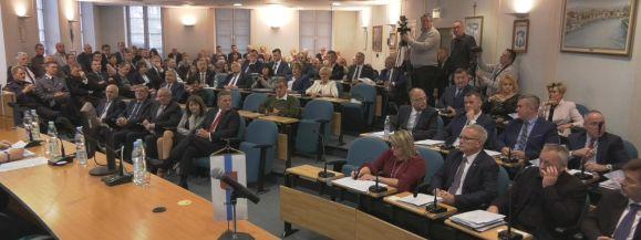 Pierwsza sesja radnych z Siedlec. Wybrali nowego przewodniczącego rady miejskiej