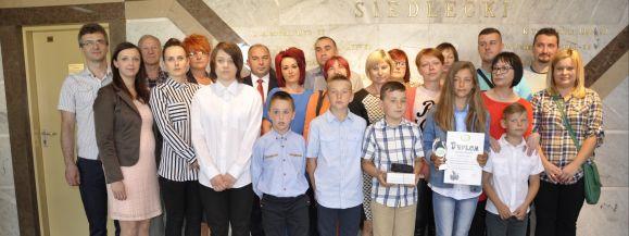Starostwo nagradza artystów powiatowej przyrody (zdjęcia)